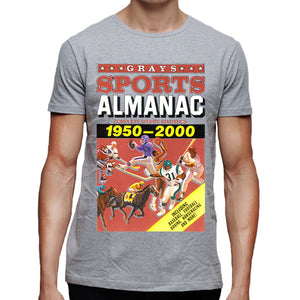 Back to the future logo Sports Almanac Men's T-Shirt