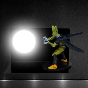 Dragon Ball Z Cell Kamehameha Lamp