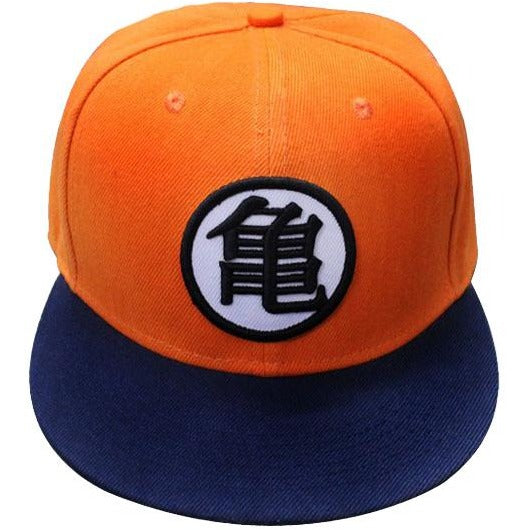 Dragon ball Z symbol snapback cap