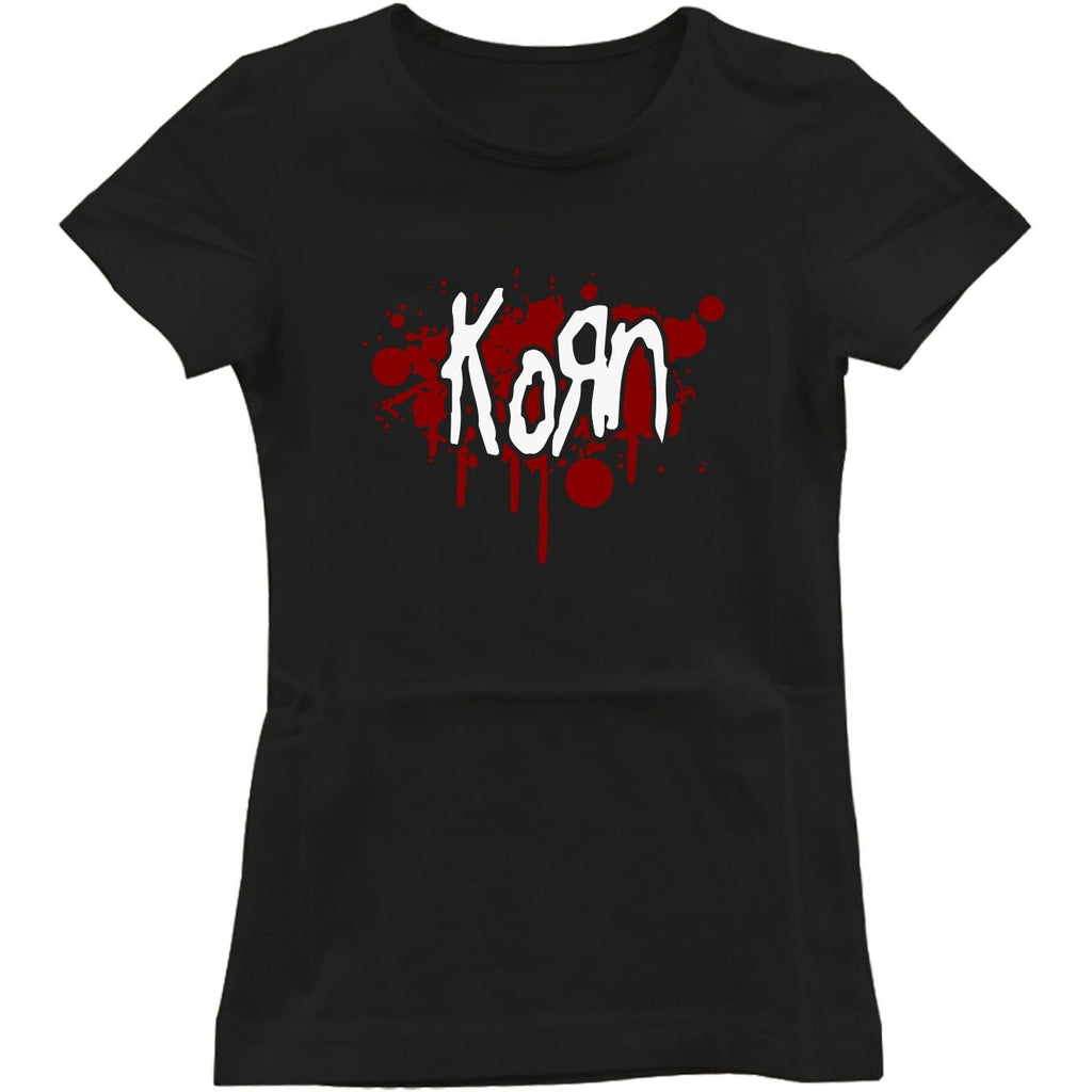Korn logo artwork Women's T-Shirt