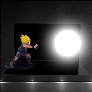 Dragon Ball Z Son Gohan Kamehameha Lamp