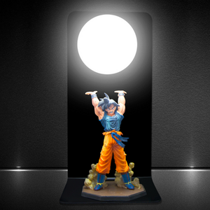 Dragon Ball Z Son Goku Spirit Bomb LAMP