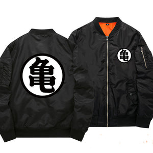 Dragon Ball Z Bomber Jacket Men Baseball Style