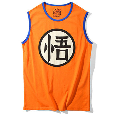 Dragon Ball Z men's T-Shirt Tank Tops