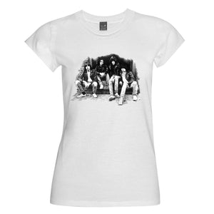 Ramones artwork band Women's T-Shirt