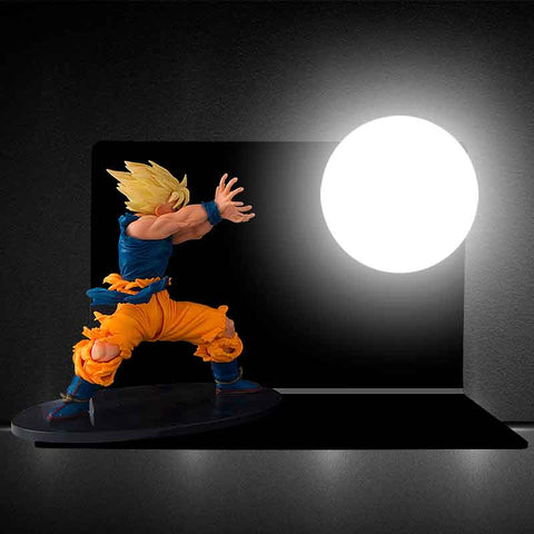 Dragon Ball Z Son Goku Kamehameha Lamp