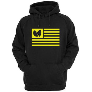 Sweat-shirt Wu Tang Clan drapeau