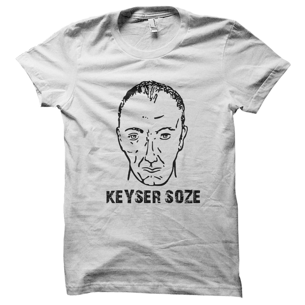 The usual suspects keyser Soze Artwork Men's Shirt
