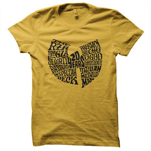 Wu tang clan brand names Men's T-Shirt