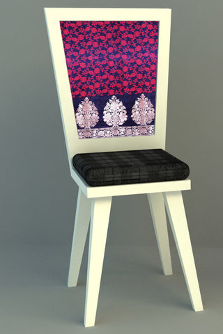 Chanderi Chair (High Back)