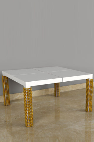 Ghungroo Coffee Table
