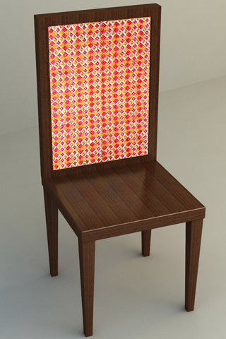Phulkari Chair