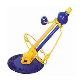 Jolly hydraulic pool cleaner
