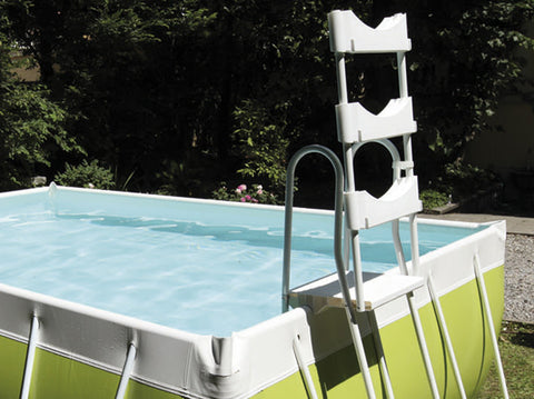 Laghetto POP pool ladder