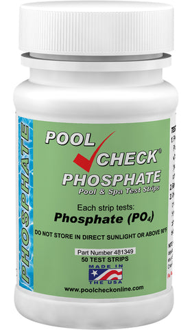 Pool Check® Phosphate Bottle of 50 tests