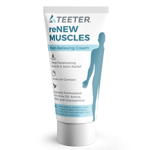 reNEW Muscle & Joint Pain Relieving Cream