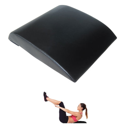 AB Mat Sit Up Trainer Pad Abdominal Fitness Equipment for Sit-ups Yoga Stretcher Cross Fit Workout MMA Home Gym Back Support