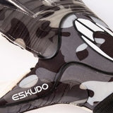 ESKUDO ACTION ROLL GECKO BLACK