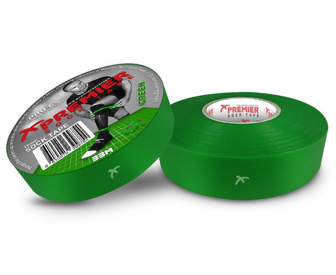 PREMIER SOCK TAPE 19 MM GREEN