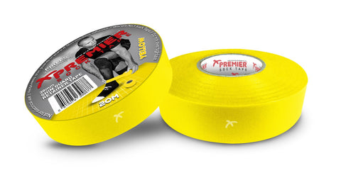 PREMIER SOCK TAPE 19 MM YELLOW