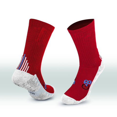 G48 GRIP SOCKS RED