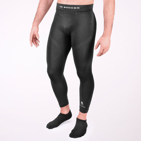 THERMAL BASE LAYER LONG TIGHTS BLACK