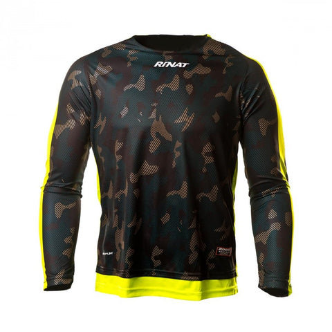 JERSEY RINAT SNIPER BLACK/YELLOW