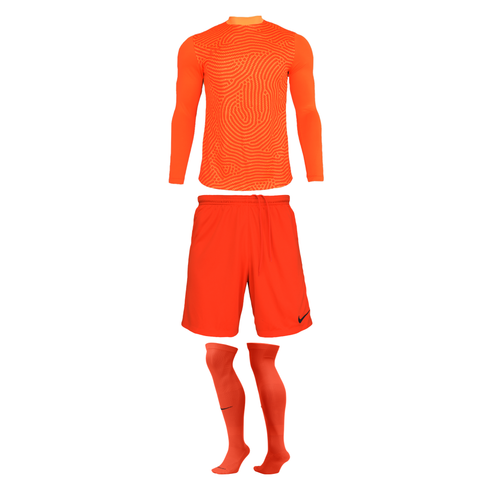 NIKE GARDIEN III GK-KIT L/S (ORANGE)