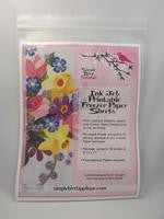 Ink Jet Freezer Paper Sheets
