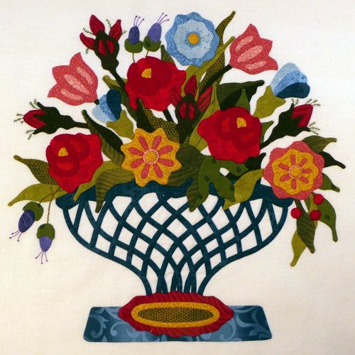 Friends of Baltimore - Month 2 - Woven Basket, Heart and Lyre
