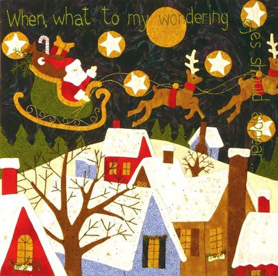 The Night Before Christmas - Month 6 - When, What to My Wondering Eyes...
