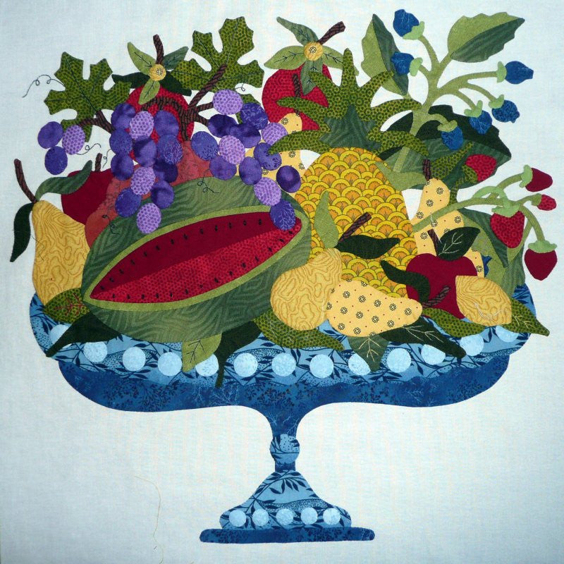 Friends of Baltimore - Month 7 - Epergne of Delights, Cornucopia of Fruit