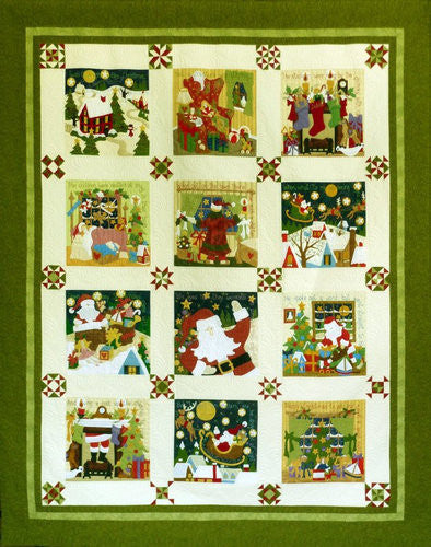 The Night Before Christmas - Complete Pattern Set