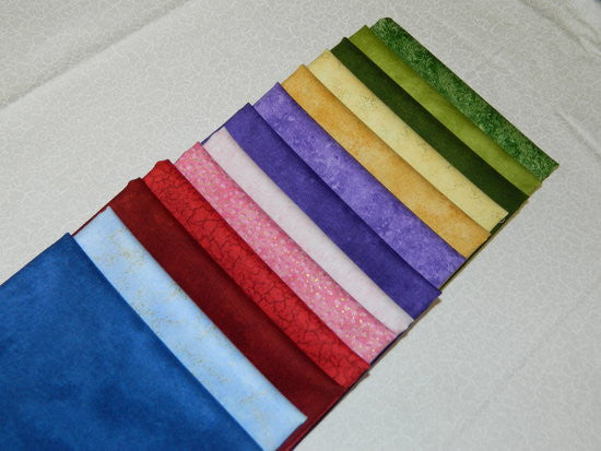 My Essential Tone-on-Tone Fat Quarter Bundle