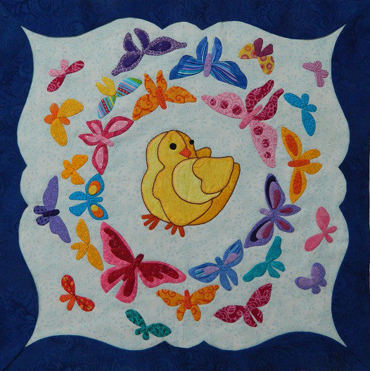 To Everything There Is A Season - March - Spring Chick Paper Pattern
