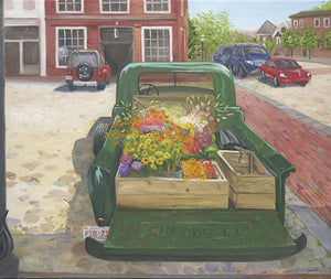 Nantucket Flowers - Artwork of Lynn Ricci