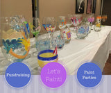 Perfecto Mobile - Private Wineglass Party March 9, 2017 - Artwork of Lynn Ricci