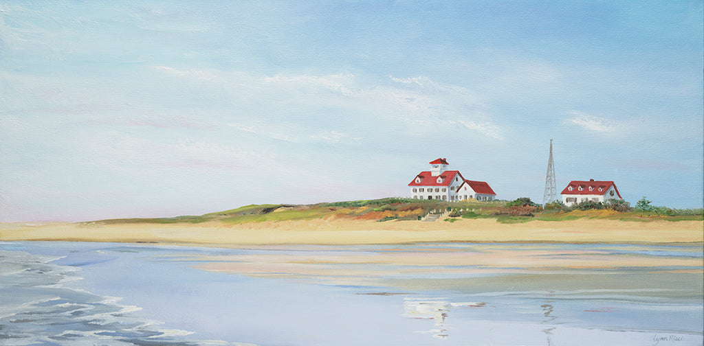 Coast Guard Beach - Eastham, MA - Artwork of Lynn Ricci