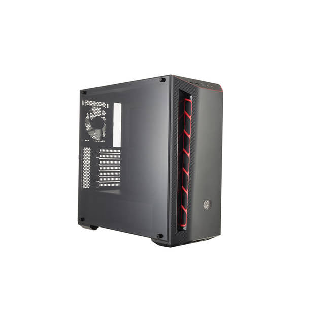 Cooler Master MasterBox MB510L No Power Supply ATX Mid Tower Case w- Window
