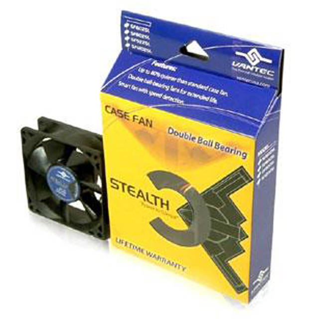 Vantec SF12025L 120mm Quiet Case Fan