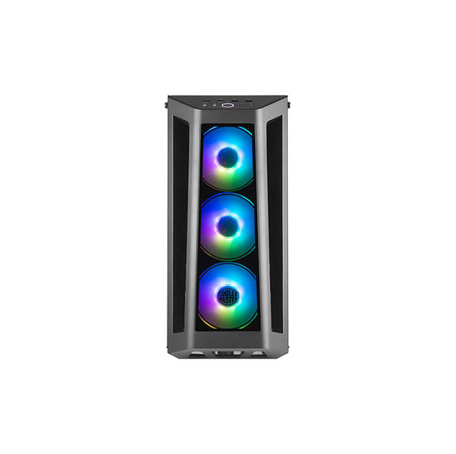 Cooler Master MasterBox MB530P No Power Supply ATX Mid Tower w- Window (Black)