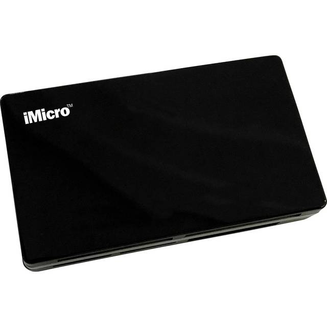 iMicro EXT-R051 All-in-One USB2.0 External Card Reader