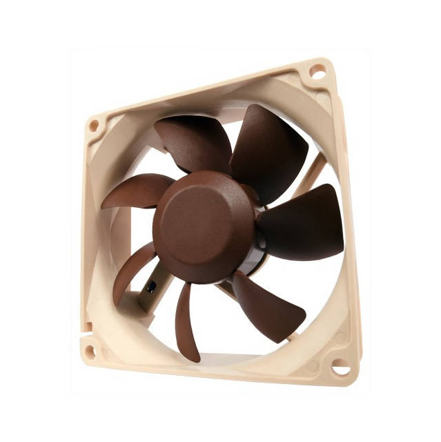 Noctua NF-R8 1800 PWM 80x80x25mm 4-pin 1800-1300-800rpm SSO-Bearing Case Fan
