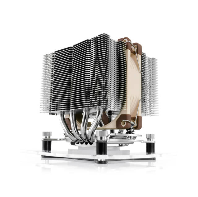Noctua NH-D9L 110mm SSO2 CPU Cooler For Intel LGA 2066-2011-1156-1155-1151-1150 & AMD Socket AM4