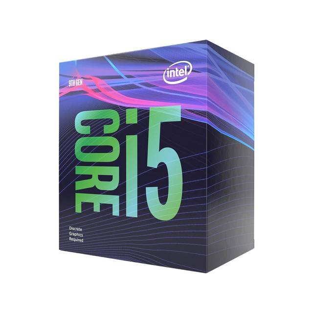 Intel Core i5-9400F Coffee Lake Processor 2.9GHz 8.0GT-s 9MB LGA 1151 CPU, Retail