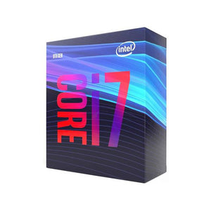 Intel Core i7-9700 Coffee Lake Processor 3.0GHz 8.0GT-s 12MB LGA 1151 CPU, Retail