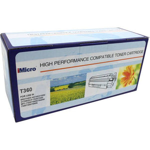 iMicro IM-TN360 Compatible Toner Cartridge
