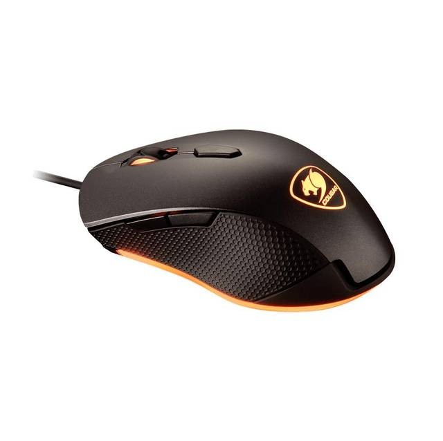 Cougar MINOS X3 Wired USB Optical Gaming Mouse w- 3200 DPI