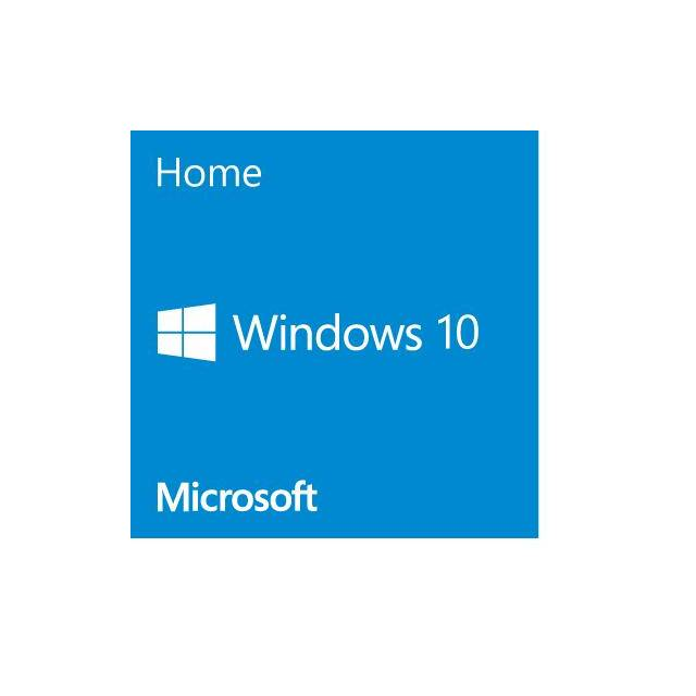 Microsoft Windows 10 Home Operating System 64-bit English (1-Pack), OEM