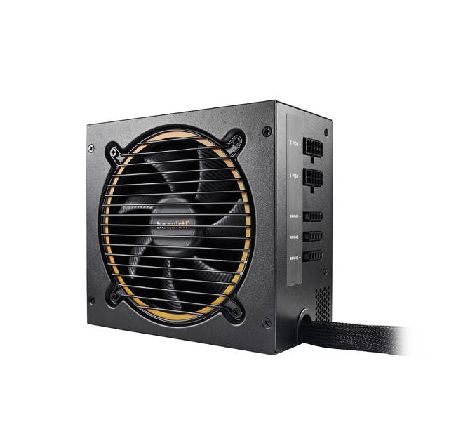 be quiet! Pure Power 11 700W CM 80 Plus Gold ATX12V v2.4 & EPS12V v2.92 Power Supply w- Active PFC (Black)